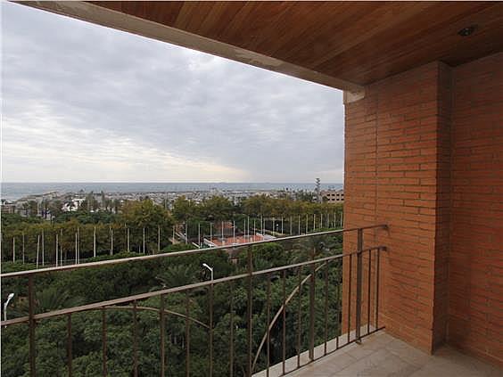 Ático en alquiler en calle Salvador Espriu, La Vila Olímpica en Barcelona - 331829504
