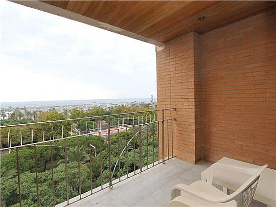 Ático en alquiler en calle Salvador Espriu, La Vila Olímpica en Barcelona - 331829507