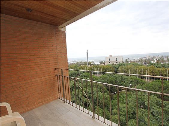 Ático en alquiler en calle Salvador Espriu, La Vila Olímpica en Barcelona - 331829513