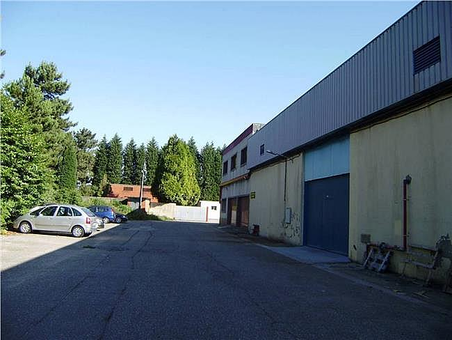 Nave industrial en alquiler opción compra en Cabral-Candeán en Vigo - 288807930