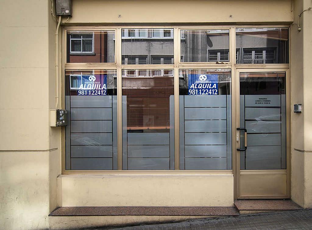 Local comercial en alquiler en Ensanche en Coruña (A) - 358865349