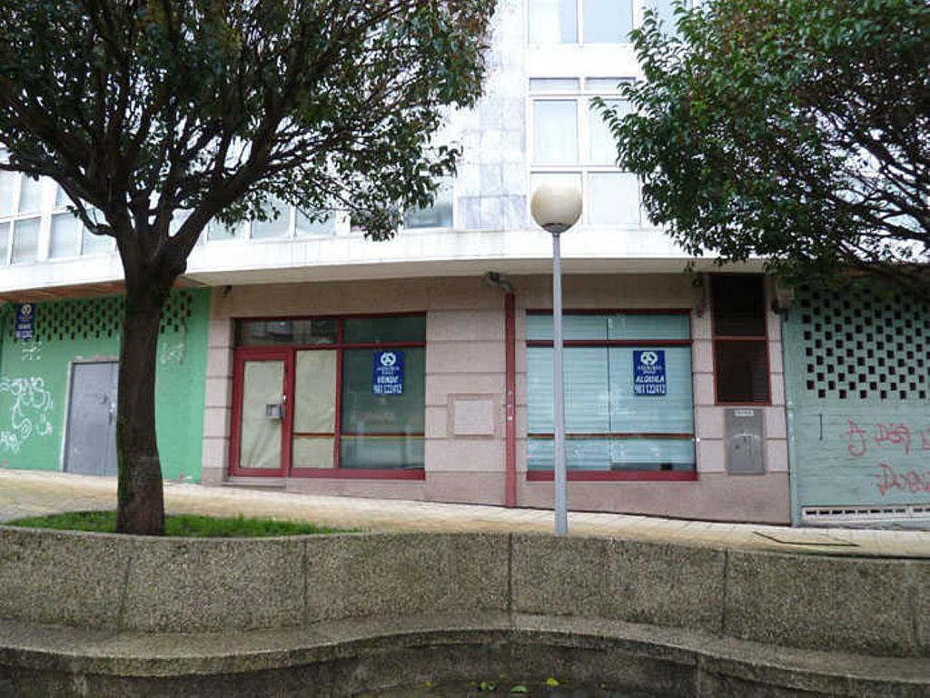 Local comercial en alquiler en Oleiros - 358864827