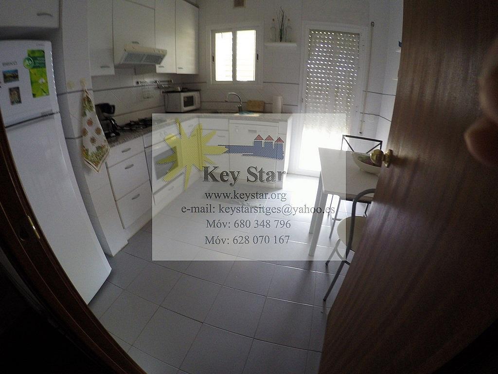 Ático en alquiler en calle Vinyet, Vinyet en Sitges - 294054734