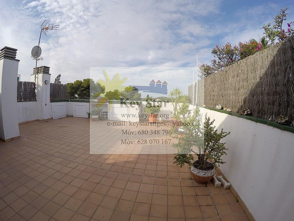 Ático en alquiler en calle Vinyet, Vinyet en Sitges - 294054746
