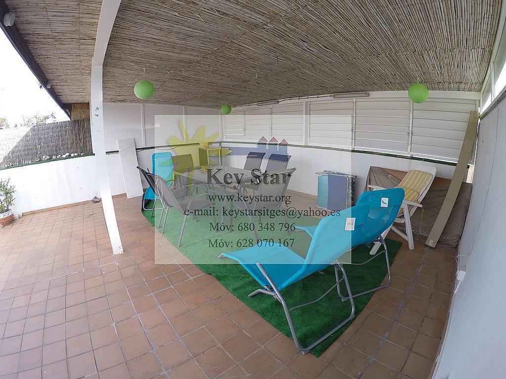 Ático en alquiler en calle Vinyet, Vinyet en Sitges - 294054751