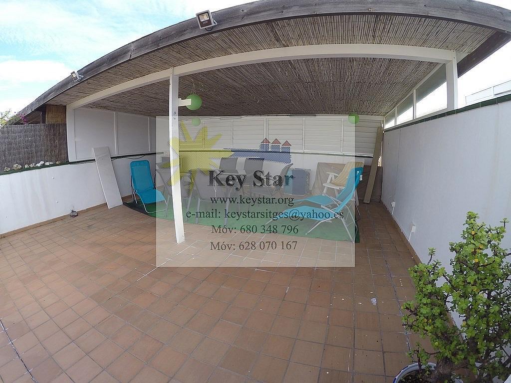 Ático en alquiler en calle Vinyet, Vinyet en Sitges - 294054754