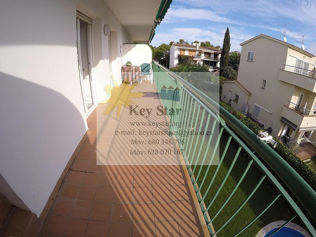 Ático en alquiler en calle Vinyet, Vinyet en Sitges - 294054755