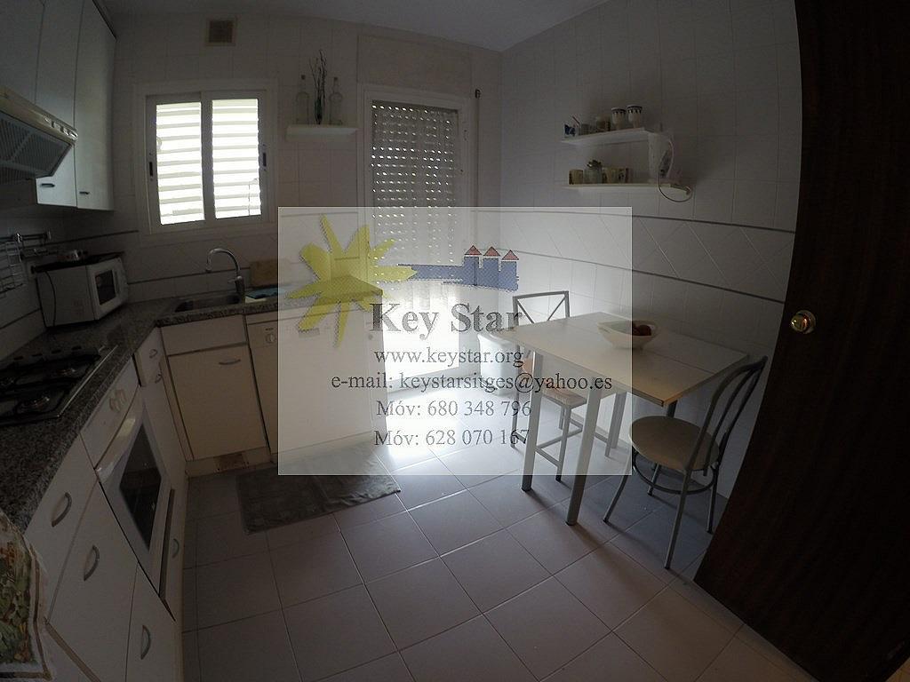 Ático en alquiler en calle Vinyet, Vinyet en Sitges - 294054763