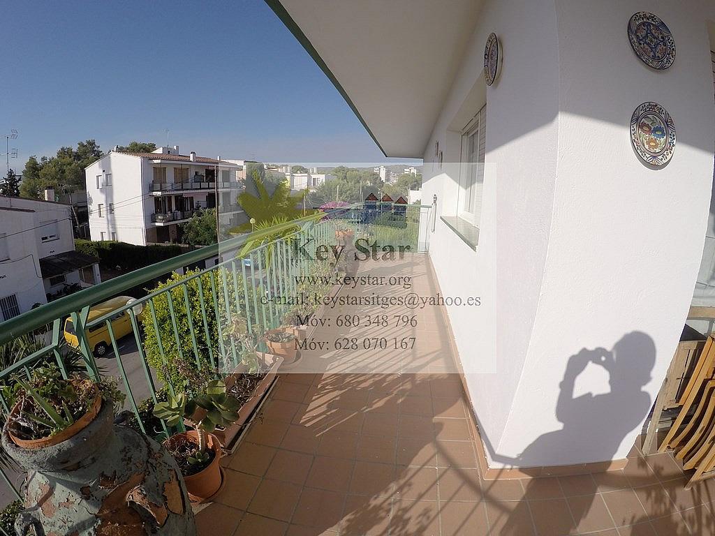 Piso en alquiler de temporada en calle Vinyet, Vinyet en Sitges - 301365374