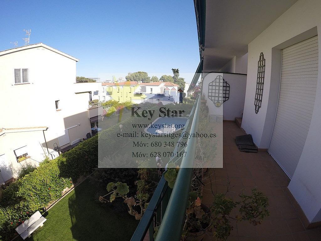 Piso en alquiler de temporada en calle Vinyet, Vinyet en Sitges - 301365382