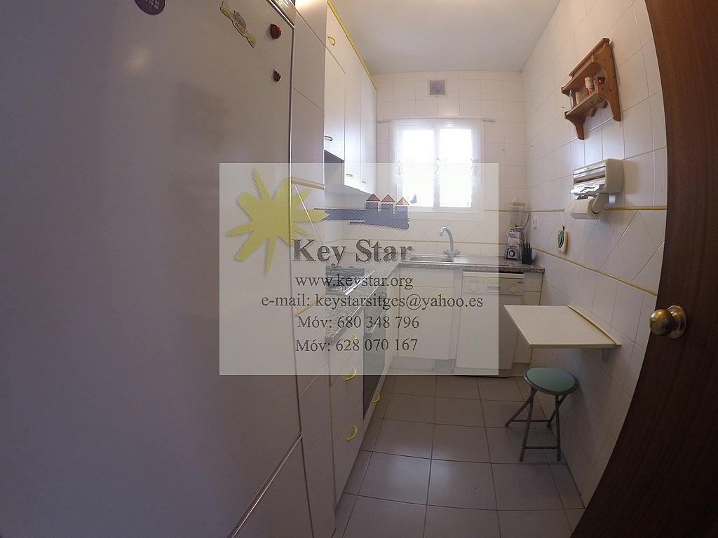 Piso en alquiler de temporada en calle Vinyet, Vinyet en Sitges - 301365400