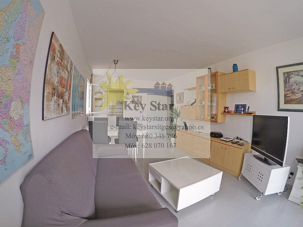 Piso en alquiler en calle Aiguadolç, Aiguadolç en Sitges - 321228532