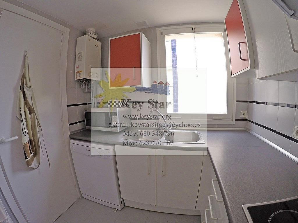 Piso en alquiler en calle Aiguadolç, Aiguadolç en Sitges - 321228541
