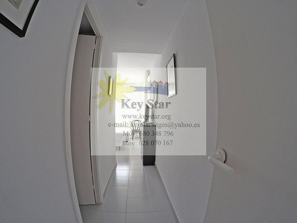 Piso en alquiler en calle Aiguadolç, Aiguadolç en Sitges - 321228565