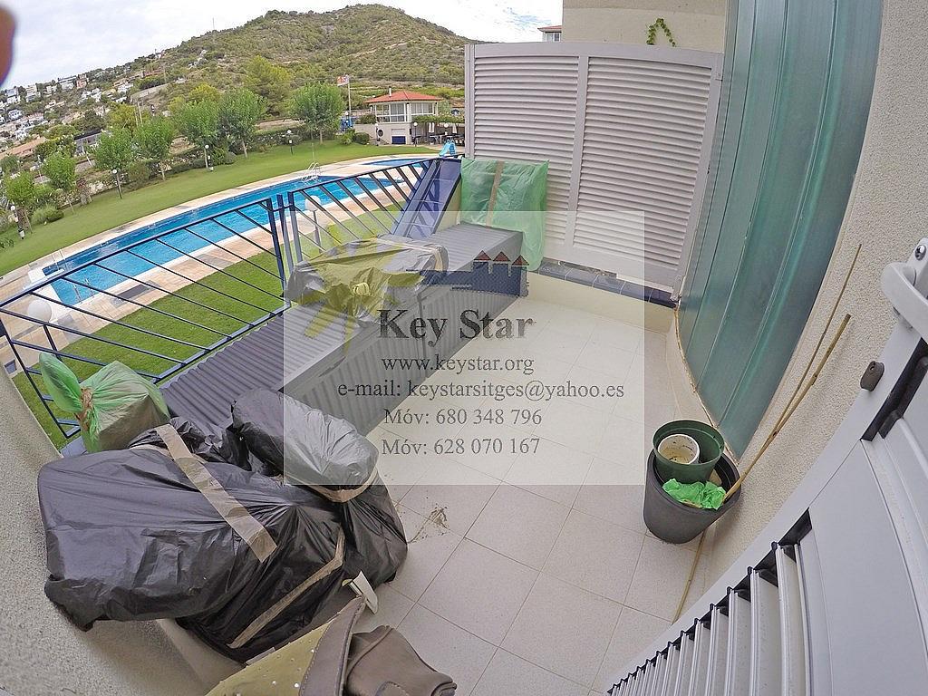 Piso en alquiler en calle Aiguadolç, Aiguadolç en Sitges - 321228596
