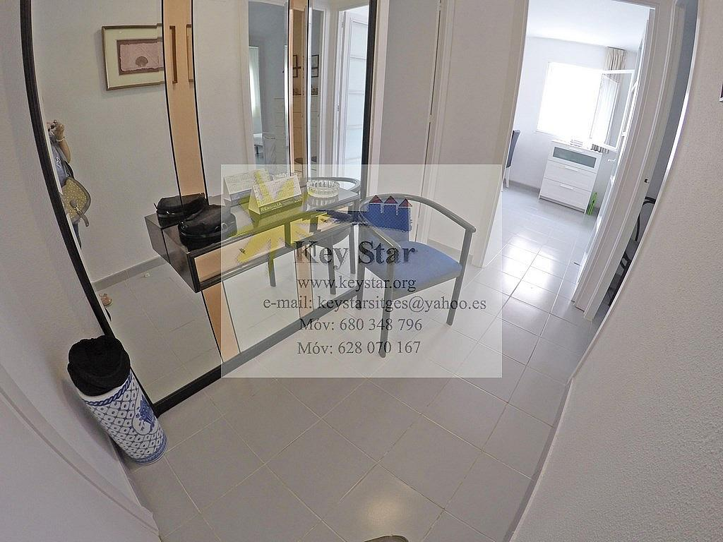 Piso en alquiler en calle Aiguadolç, Aiguadolç en Sitges - 321228599