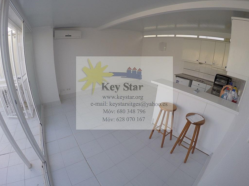 Piso en alquiler en calle San Sebastian, San Sebastian en Sitges - 329608500