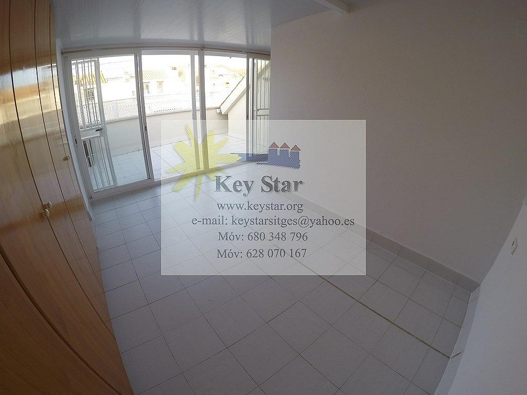 Piso en alquiler en calle San Sebastian, San Sebastian en Sitges - 329608503