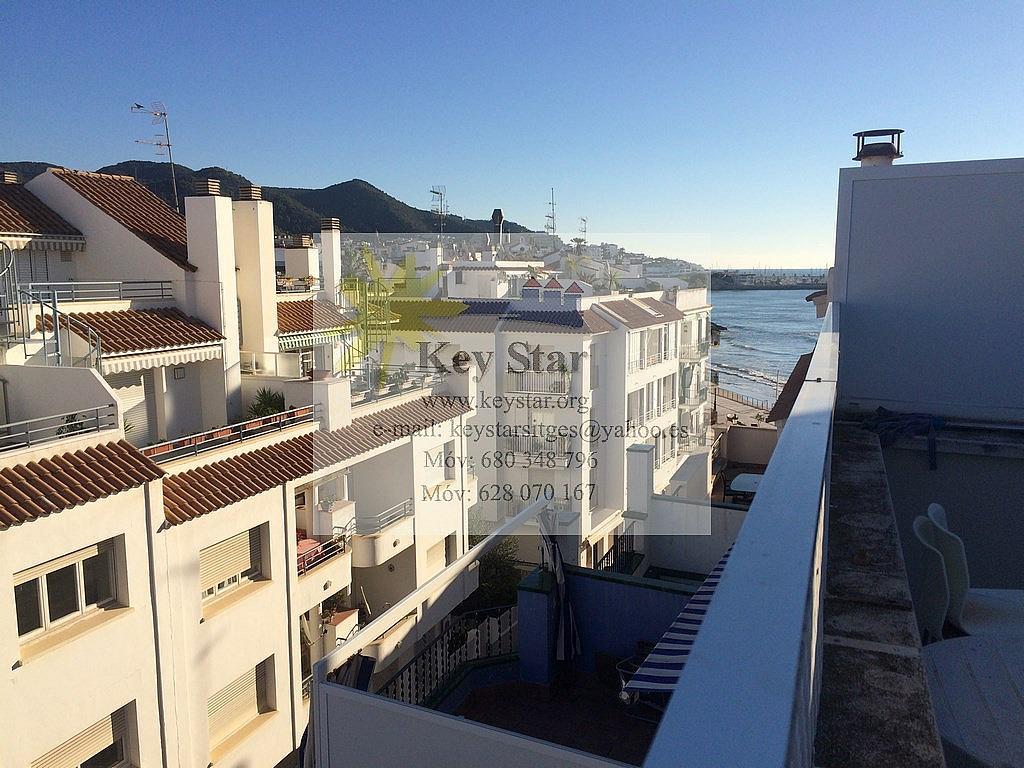 Piso en alquiler en calle San Sebastian, San Sebastian en Sitges - 329608514