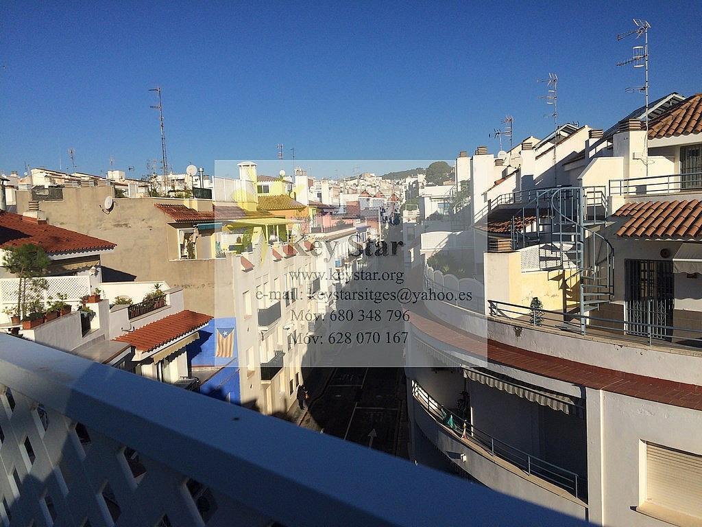 Piso en alquiler en calle San Sebastian, San Sebastian en Sitges - 329608516