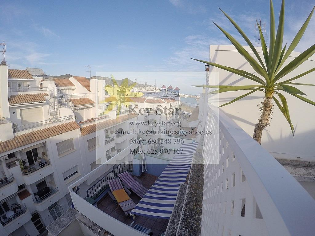 Piso en alquiler en calle San Sebastian, San Sebastian en Sitges - 329608518