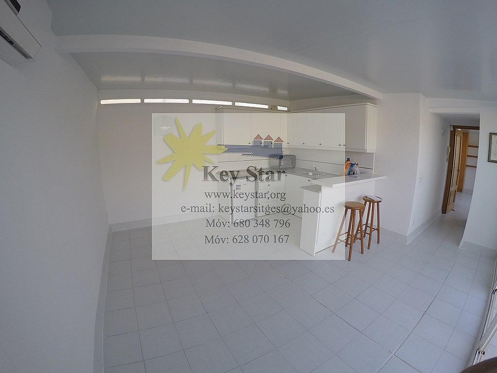 Piso en alquiler en calle San Sebastian, San Sebastian en Sitges - 329608521