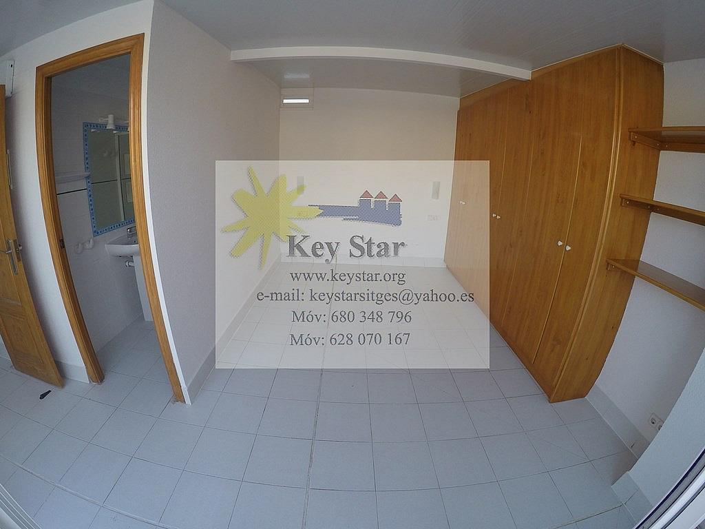 Piso en alquiler en calle San Sebastian, San Sebastian en Sitges - 329608526