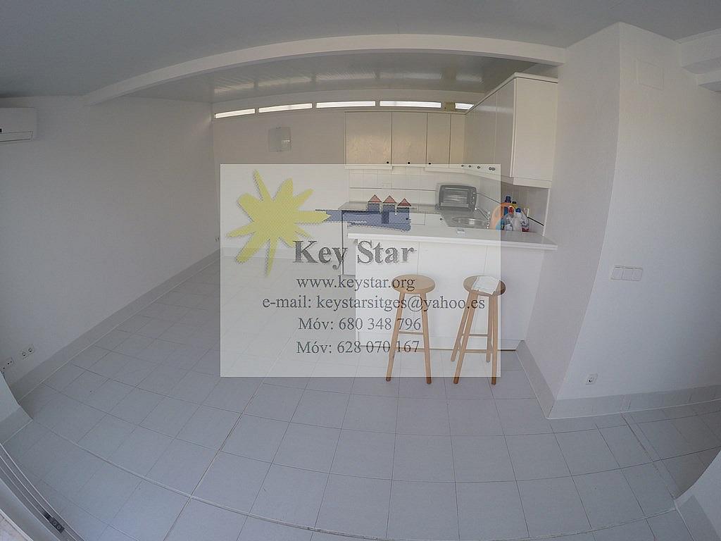 Piso en alquiler en calle San Sebastian, San Sebastian en Sitges - 329608527
