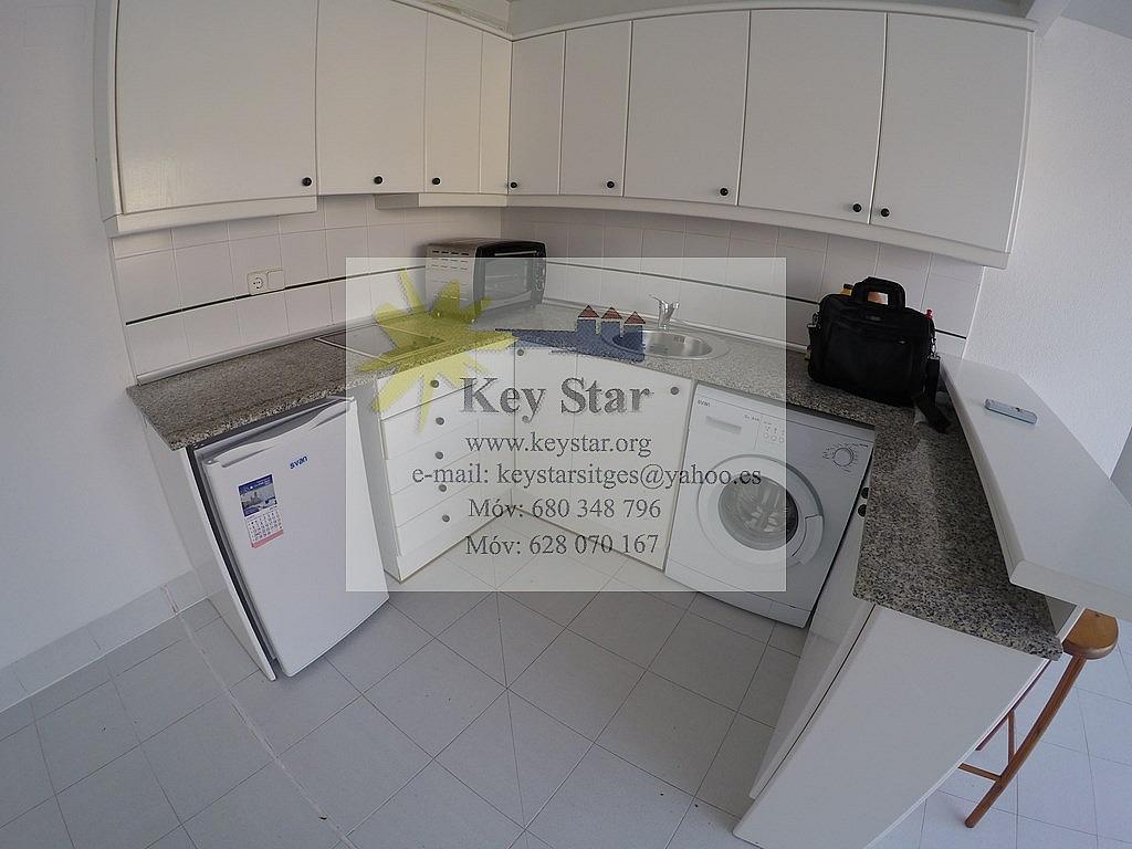 Piso en alquiler en calle San Sebastian, San Sebastian en Sitges - 329608528