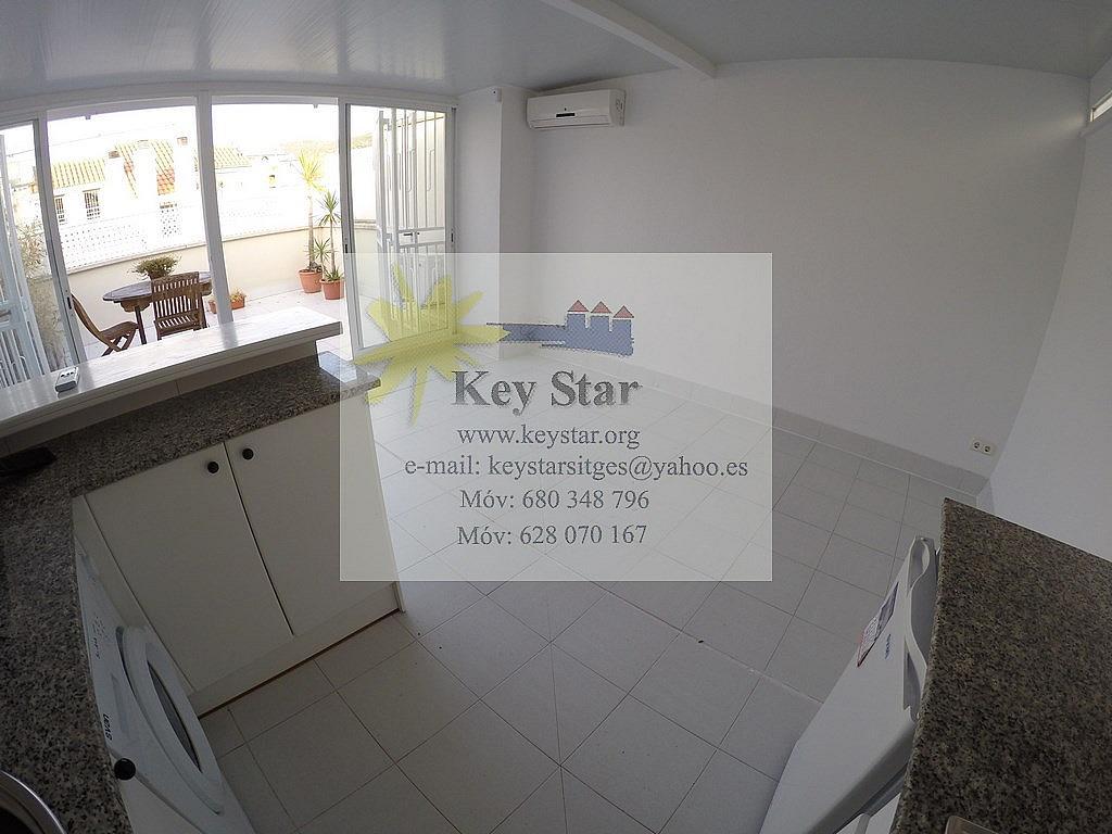 Piso en alquiler en calle San Sebastian, San Sebastian en Sitges - 329608533