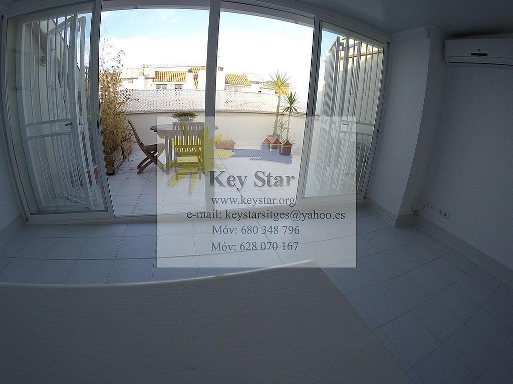 Piso en alquiler en calle San Sebastian, San Sebastian en Sitges - 329608535