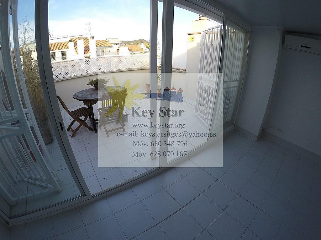 Piso en alquiler en calle San Sebastian, San Sebastian en Sitges - 329608537