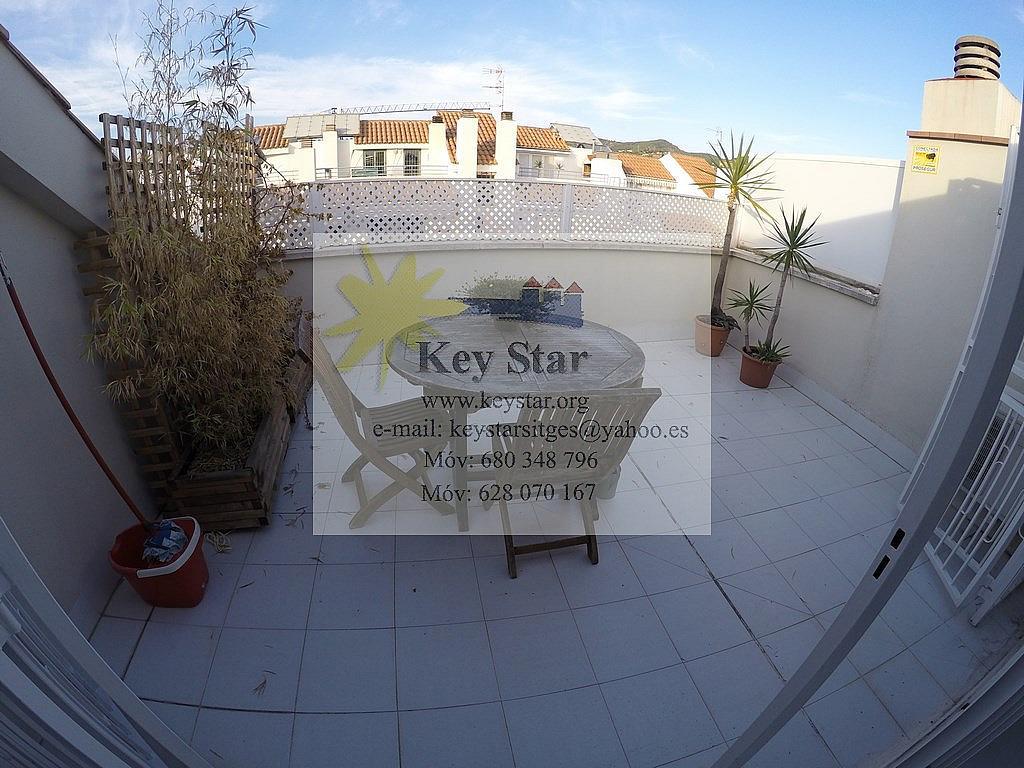 Piso en alquiler en calle San Sebastian, San Sebastian en Sitges - 329608539