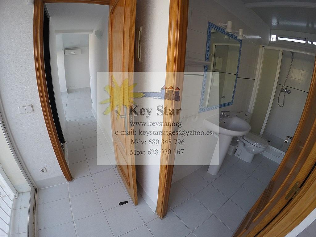 Piso en alquiler en calle San Sebastian, San Sebastian en Sitges - 329608545