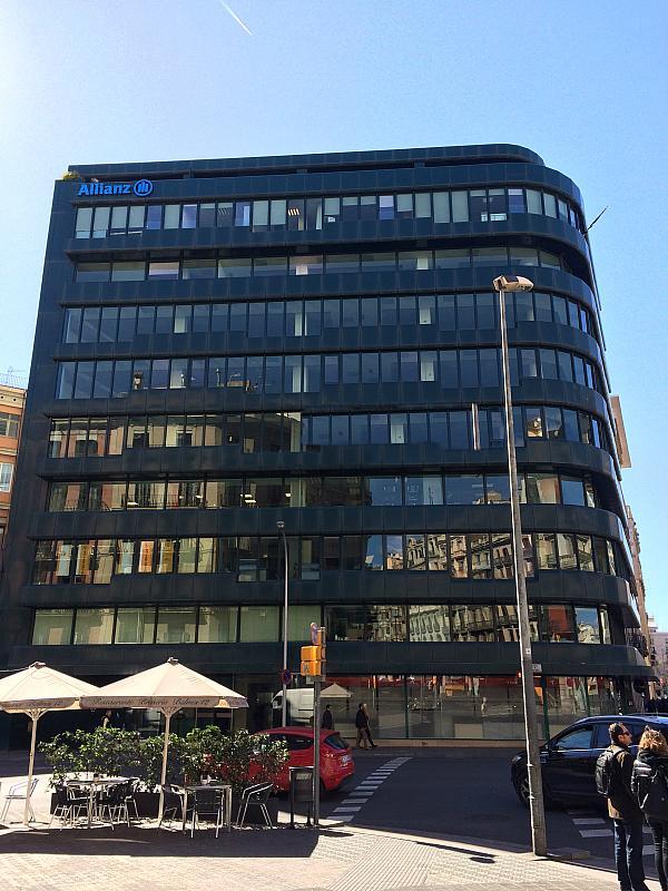 Oficina en alquiler en calle Balmes, Eixample dreta en Barcelona - 243993089