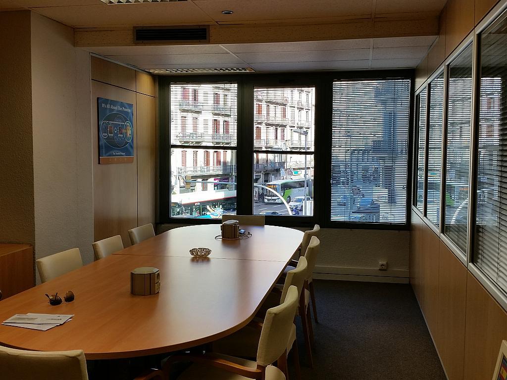 Oficina en alquiler en calle Balmes, Eixample dreta en Barcelona - 243993103
