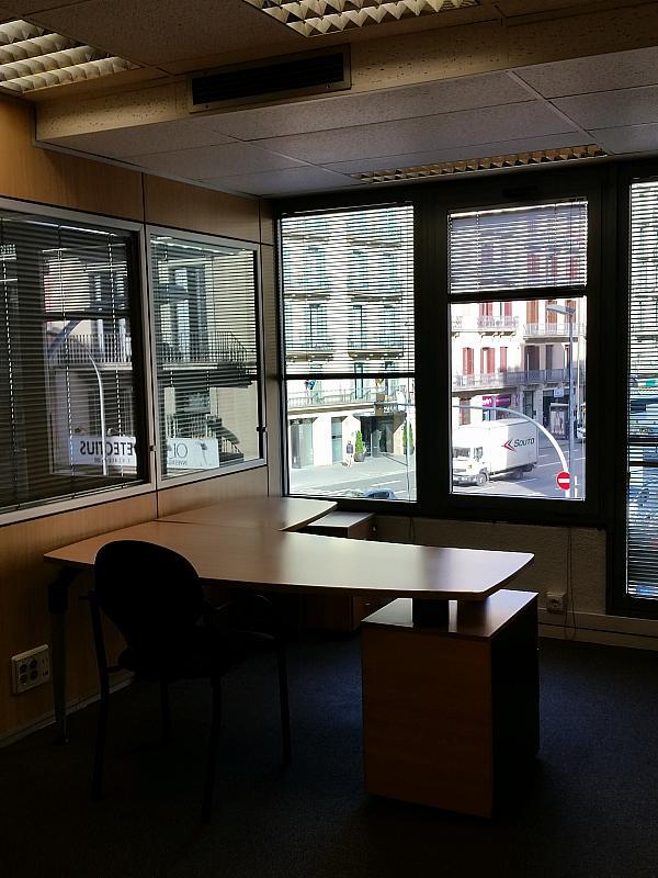 Oficina en alquiler en calle Balmes, Eixample dreta en Barcelona - 243993114
