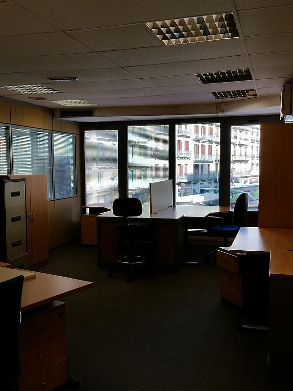 Oficina en alquiler en calle Balmes, Eixample dreta en Barcelona - 243993125