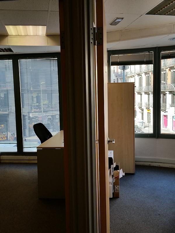 Oficina en alquiler en calle Balmes, Eixample dreta en Barcelona - 243993139