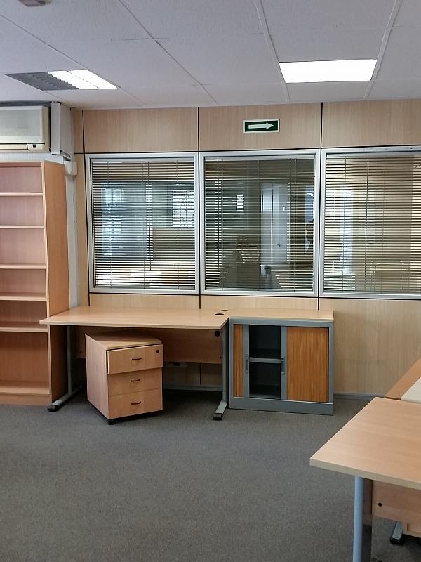 Oficina en alquiler en calle Balmes, Eixample dreta en Barcelona - 243993145