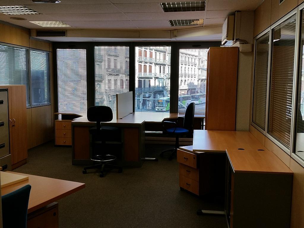 Oficina en alquiler en calle Balmes, Eixample dreta en Barcelona - 243993158
