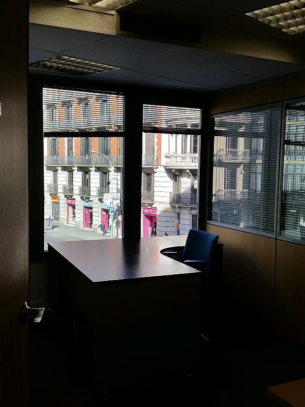 Oficina en alquiler en calle Balmes, Eixample dreta en Barcelona - 243993162