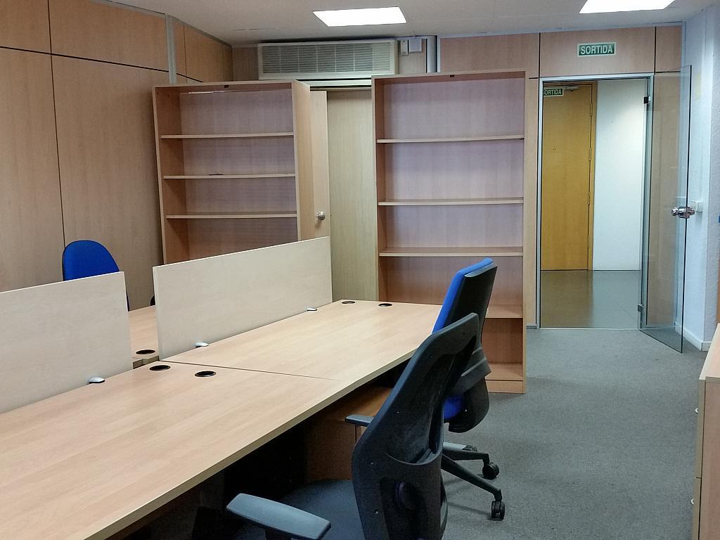 Oficina en alquiler en calle Balmes, Eixample dreta en Barcelona - 243993172