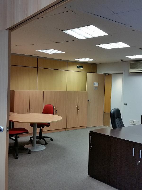 Oficina en alquiler en calle Balmes, Eixample dreta en Barcelona - 243993185