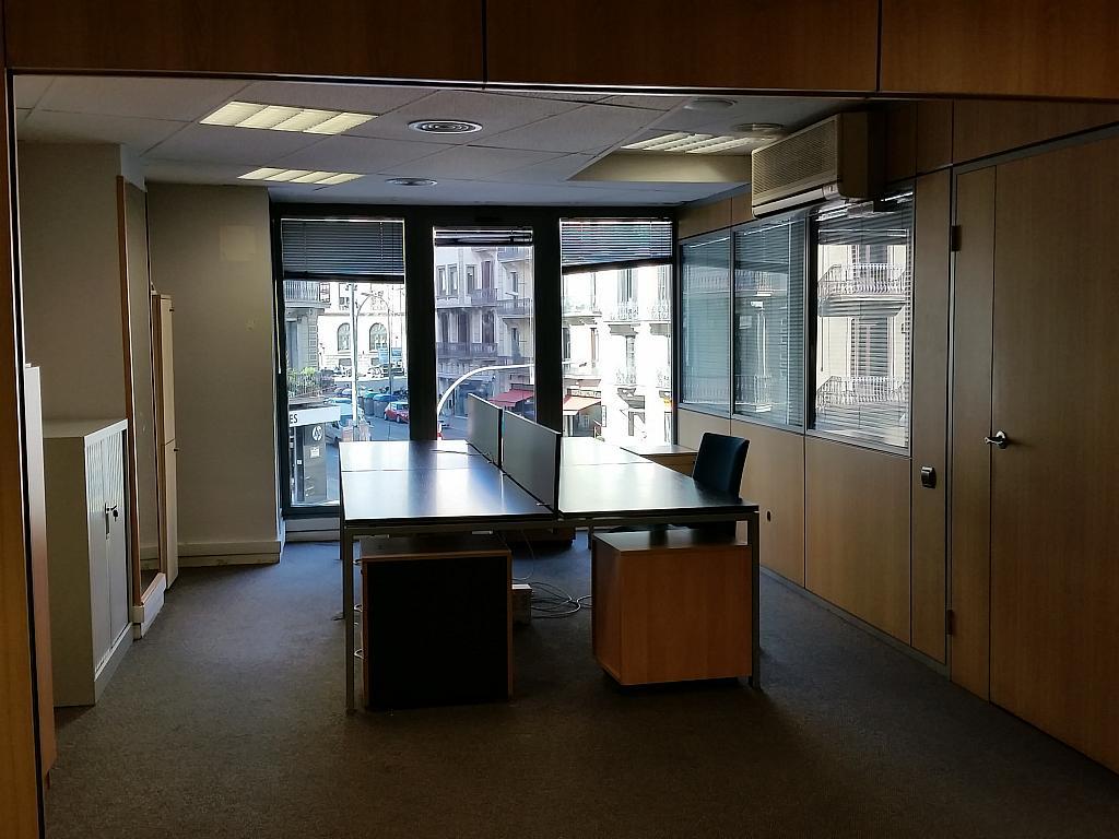 Oficina en alquiler en calle Balmes, Eixample dreta en Barcelona - 243993187
