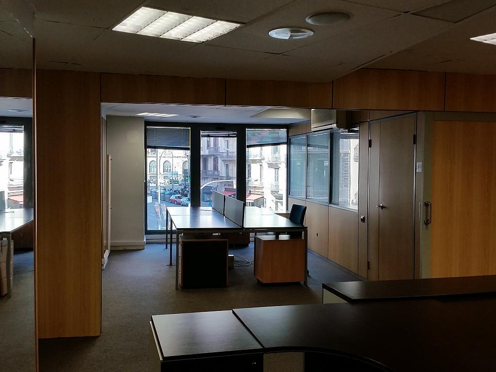 Oficina en alquiler en calle Balmes, Eixample dreta en Barcelona - 243993194