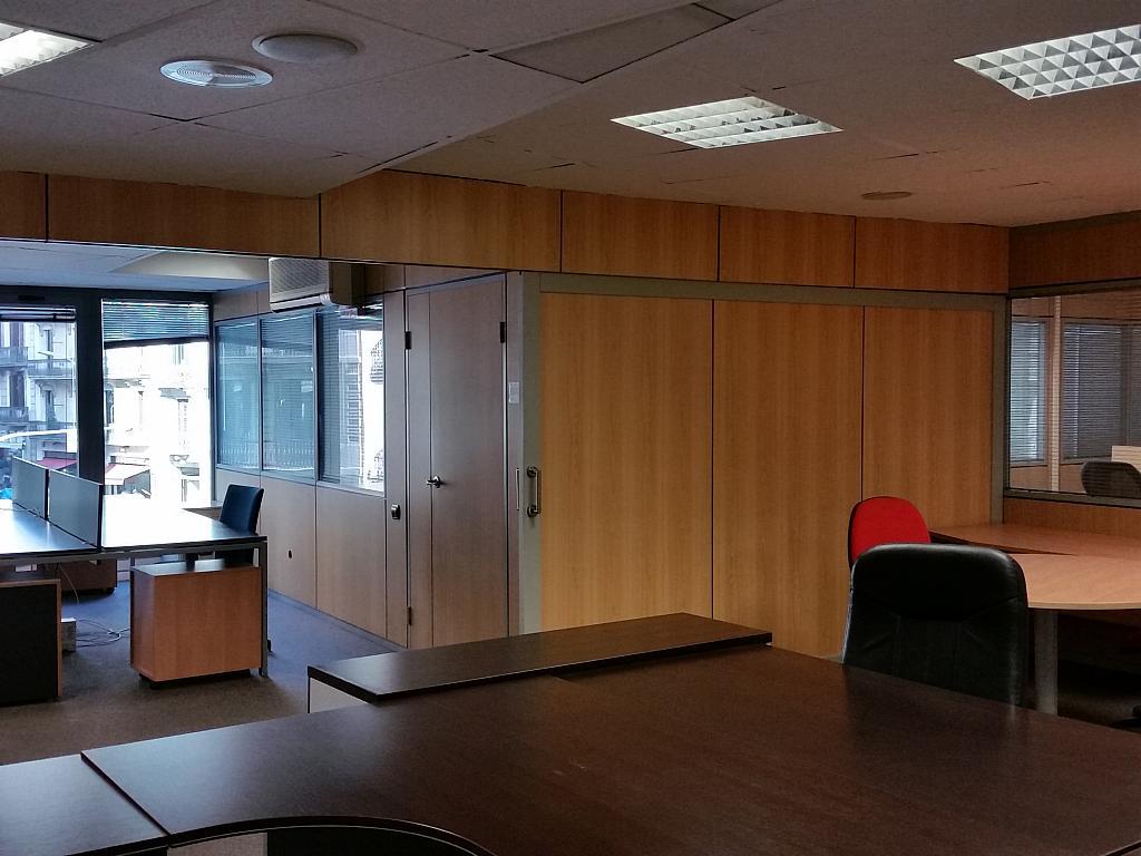 Oficina en alquiler en calle Balmes, Eixample dreta en Barcelona - 243993197
