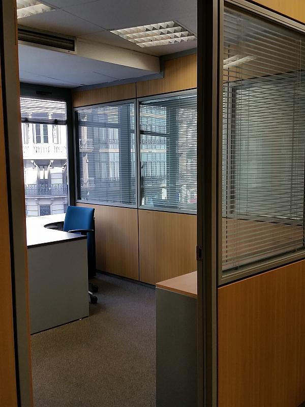 Oficina en alquiler en calle Balmes, Eixample dreta en Barcelona - 243993198