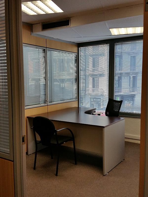 Oficina en alquiler en calle Balmes, Eixample dreta en Barcelona - 243993201