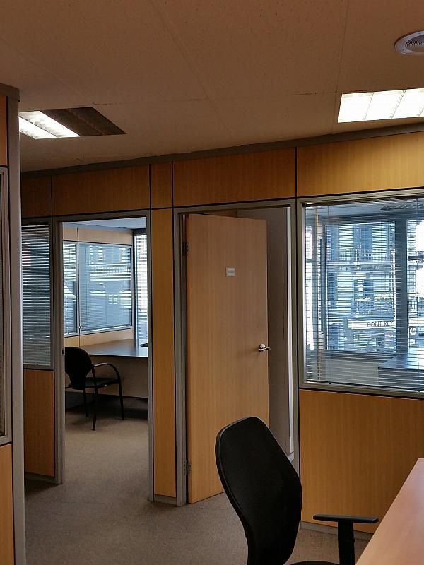 Oficina en alquiler en calle Balmes, Eixample dreta en Barcelona - 243993202